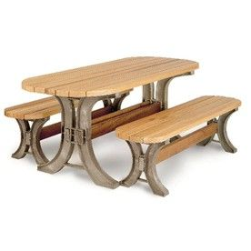 Stupendous Poly Plastic Picnic Table Legs Bench Legs For 73 00 At Pdpeps Interior Chair Design Pdpepsorg