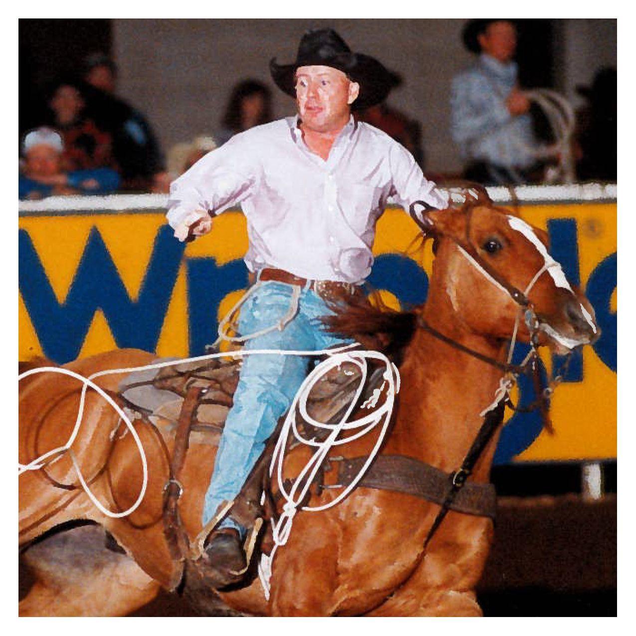 Jim Davis, Steer Roper • Inducted 2007