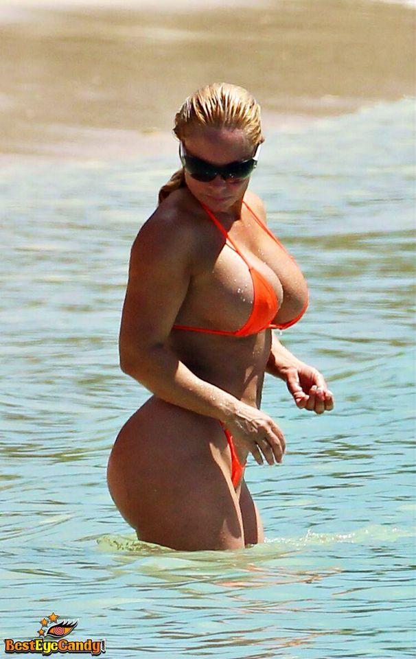bikini austin Nicole coco