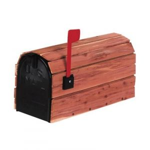 Find The Solar Group Cedar Wrap Mailbox By Solar Group At Mills Fleet Farm Mills Has Low Prices And Great Selecti With Images Rural Mailbox Mounted Mailbox Steel Mailbox