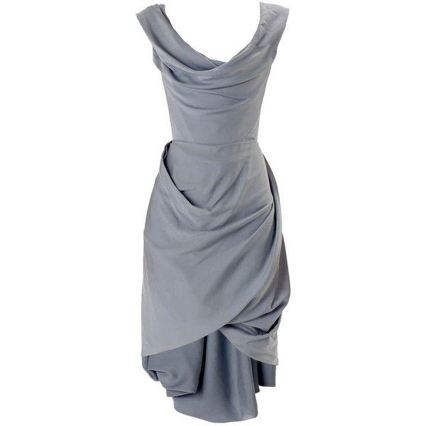 915e7cfaa Vivienne Westwood Vivienne Westwood Short Peppermint Cocotte Dress ...