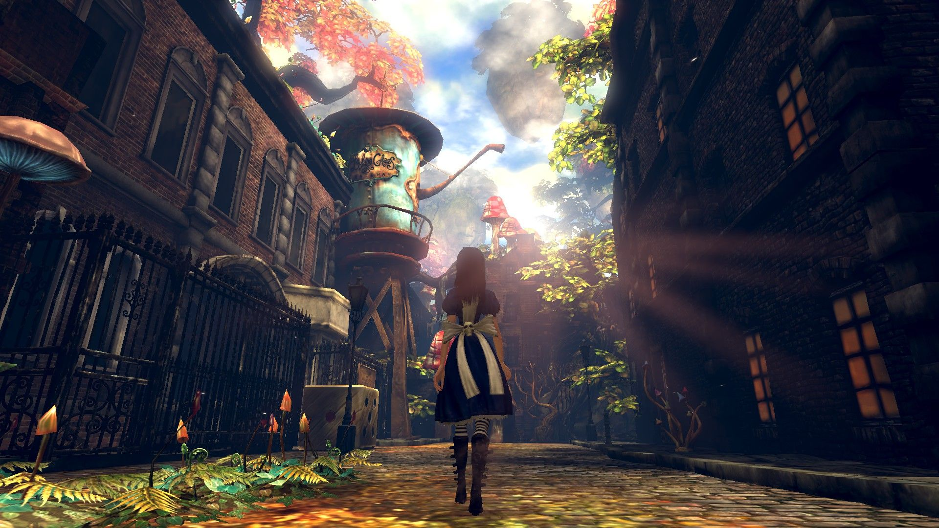 Alice Madness Returns Wallpapers Alice Madness Returns Alice Madness Alice In Wonderland