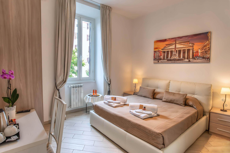 La nostra guest house si trova al centro di Roma, in Via
