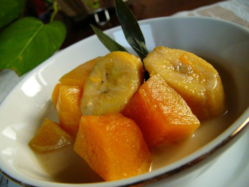 Kolak Labu Kuning Pumpkin Kolak Maksa Haha Resep Masakan Resep Masakan