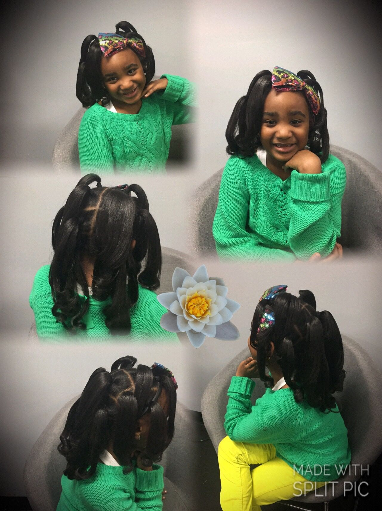 Cute little girlus hairstyleorable kids styles pinterest