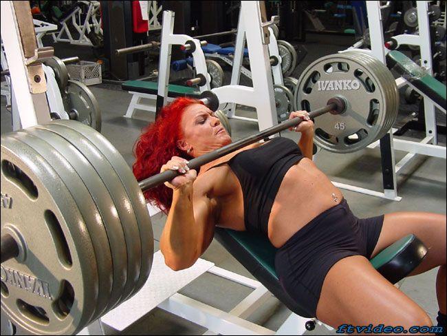 Sexxxyfbb S Body Building Women Deadlift Strong Women