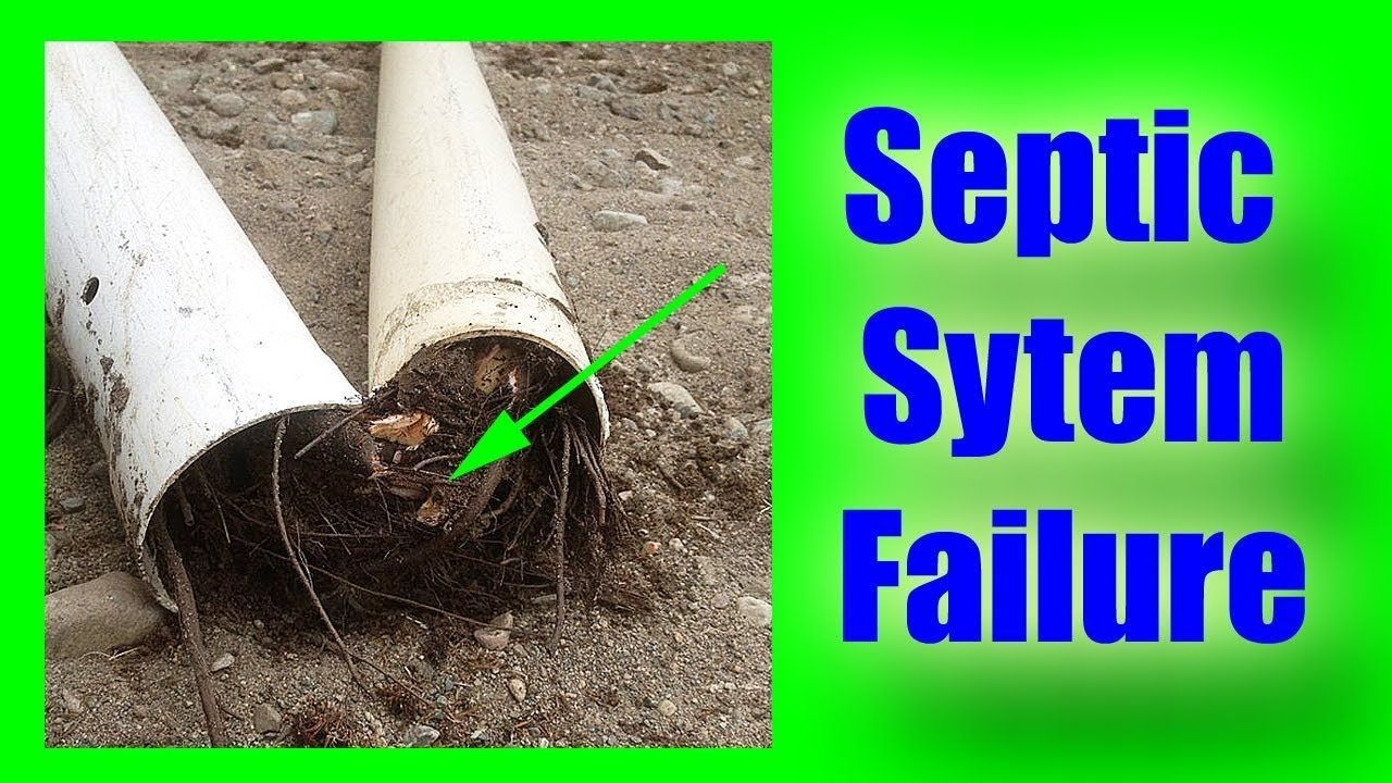 Septic Field replacement due to a failed drain field