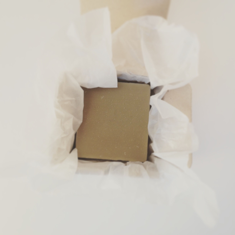 Unboxing Our Binu Bamboo Facial Soap 100 Natural Care Korea Handgemachte Kosmetik Aus