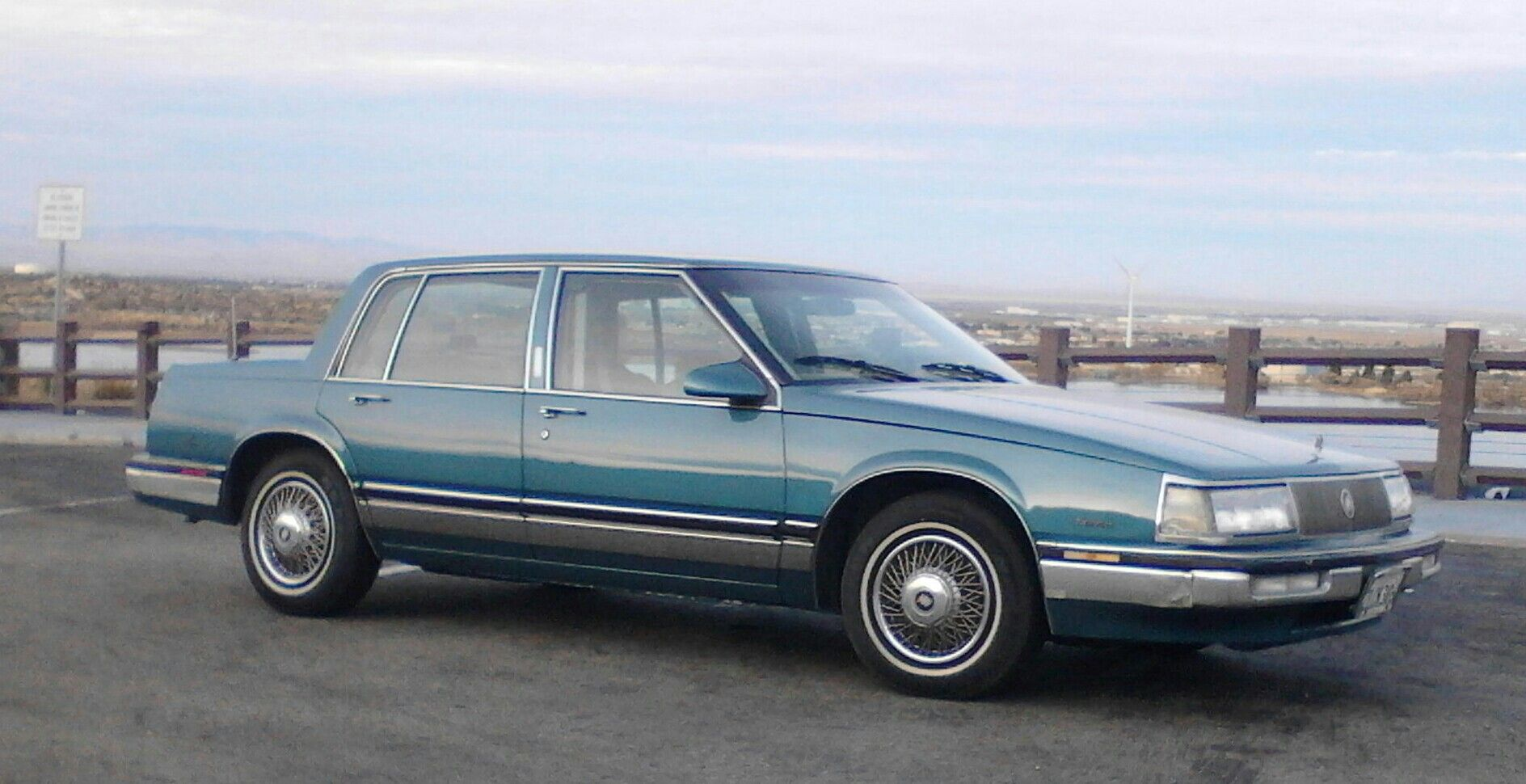 small resolution of 1989 buick park avenue electra