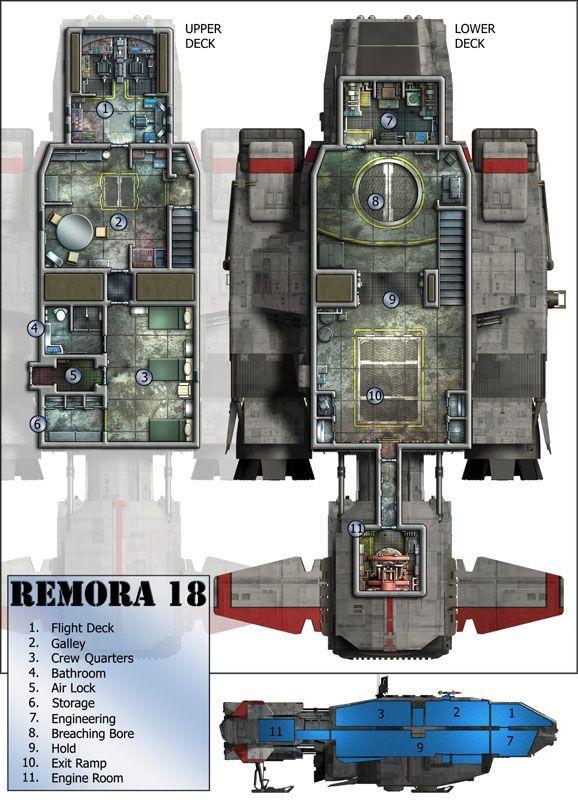 Star Wars Ship Floor Plans Part - 30: 9881e7fd572e93f4a127d2247b61a05f.jpg (JPEG Image, 578 × 800 Pixels) ·  Dungeon MapsDeck PlansSpace ...