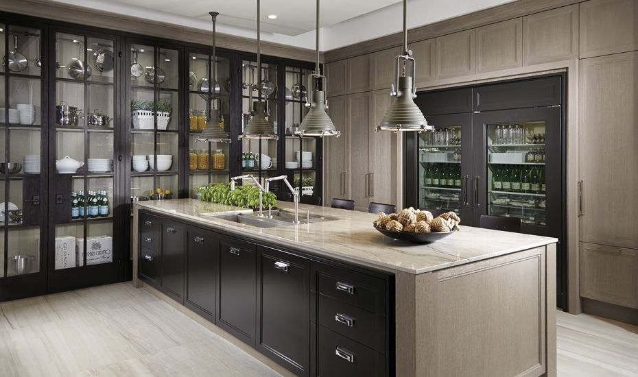 Transitional photo gallery downsview kitchens and fine for Kitchen manufacturers