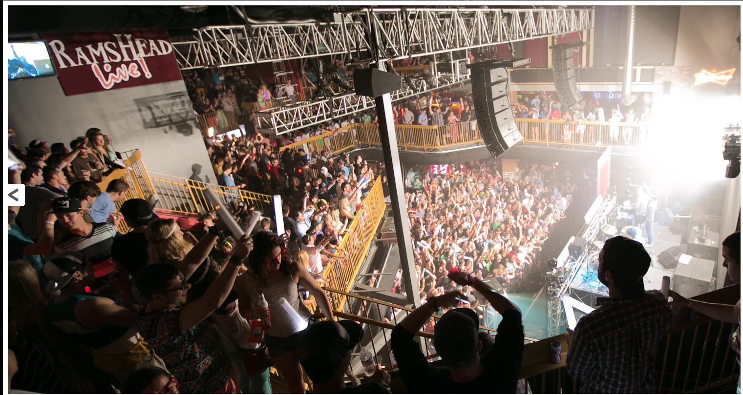 Ramshead Live Venue Music Venue Concert Venue Ram Head