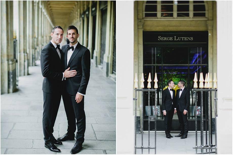 Xavier + Pierre - Wedding Gay Paris - Boda Gay en Paris - Destination Wedding Photographer France - Same Sex Wedding - Wedding Photographer Paris - Azaustre Foografo