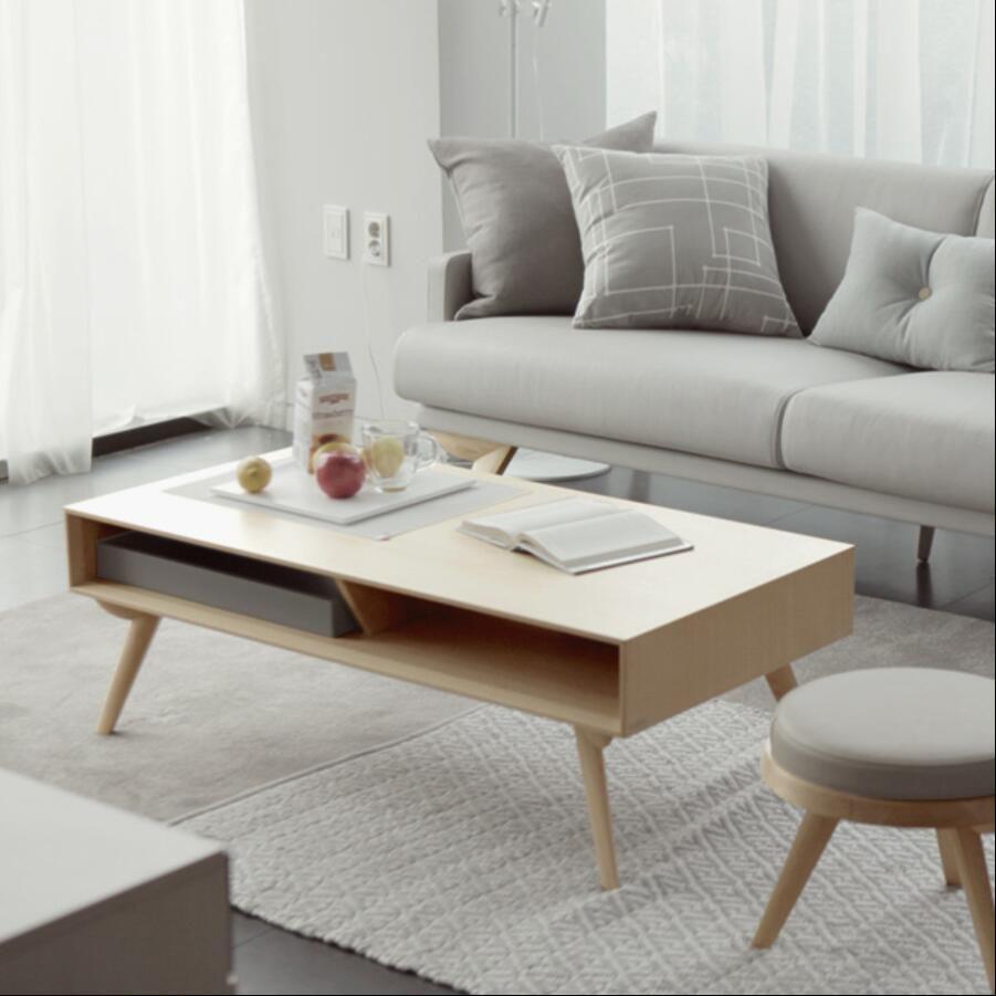 stylish new century mavi's modern coffee table  retro