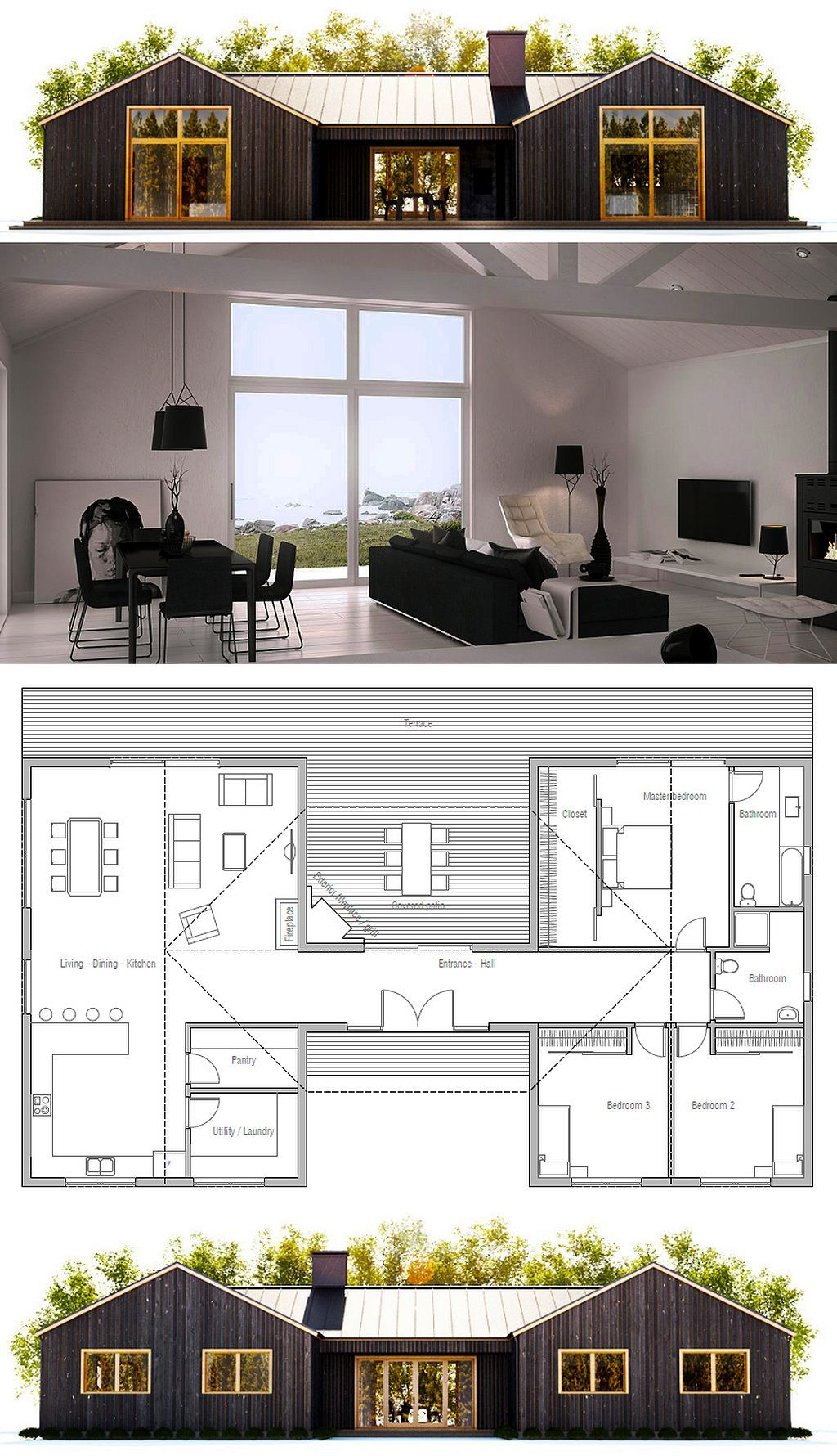 Shipping Container House Plans Ideas 13 | Container homes/Ideas ...