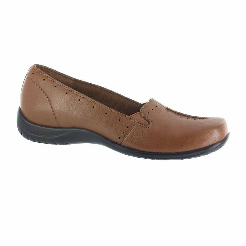 3f7467fe266420 Easy Street Purpose Womens Slip-On Shoes Slip-on Square Toe ...