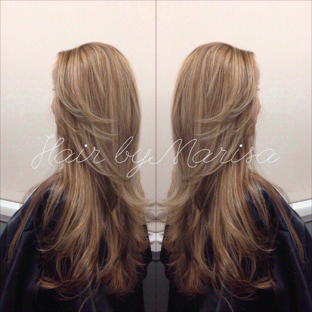 Salon 808 Honolulu, HI, United States. Hair by Marisa