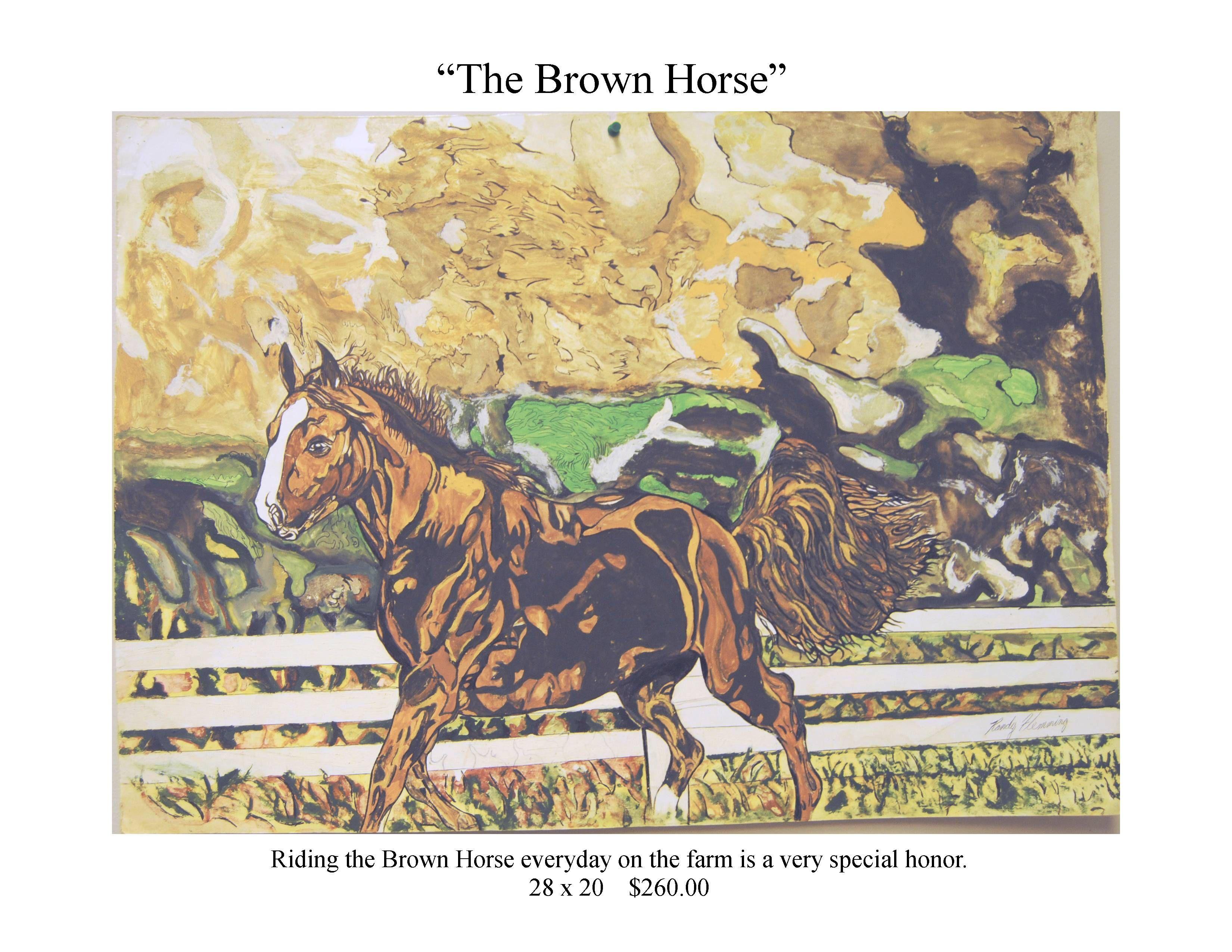 The-Brown-Horse.jpg (3300×2550)