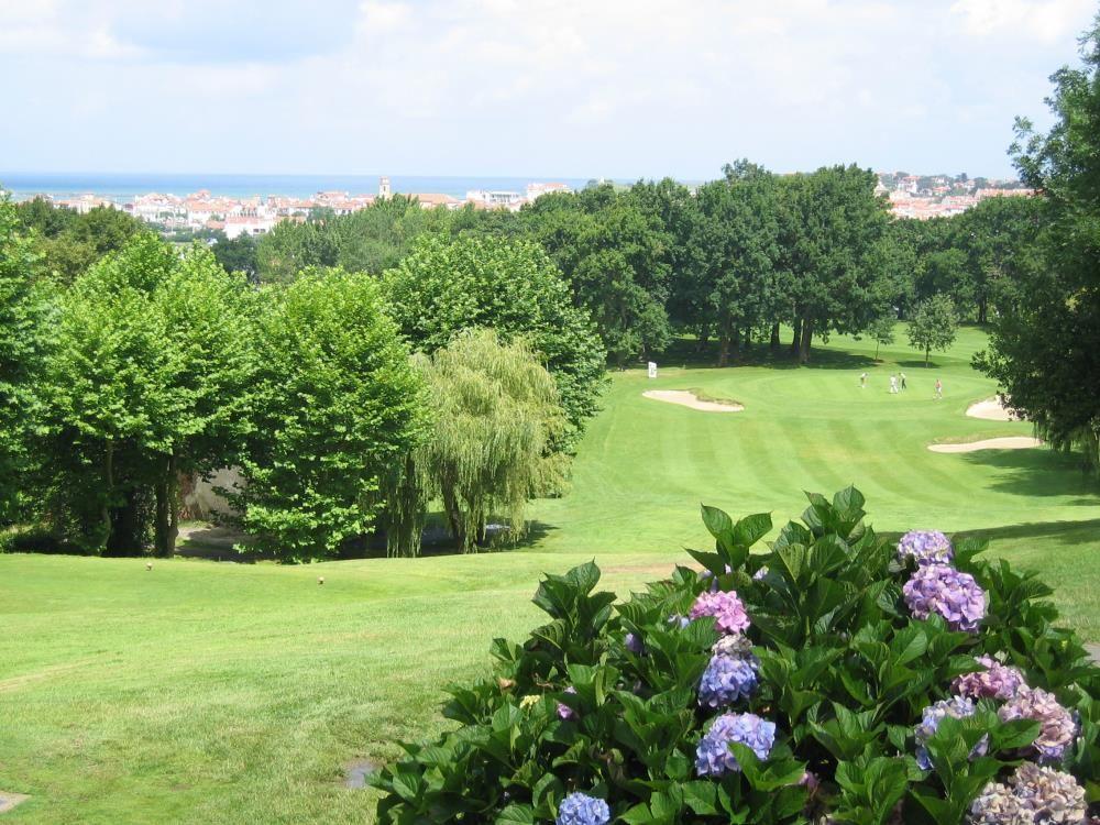 Golf De La Nivelle à Ciboure Golf Pays Basque Biarritz