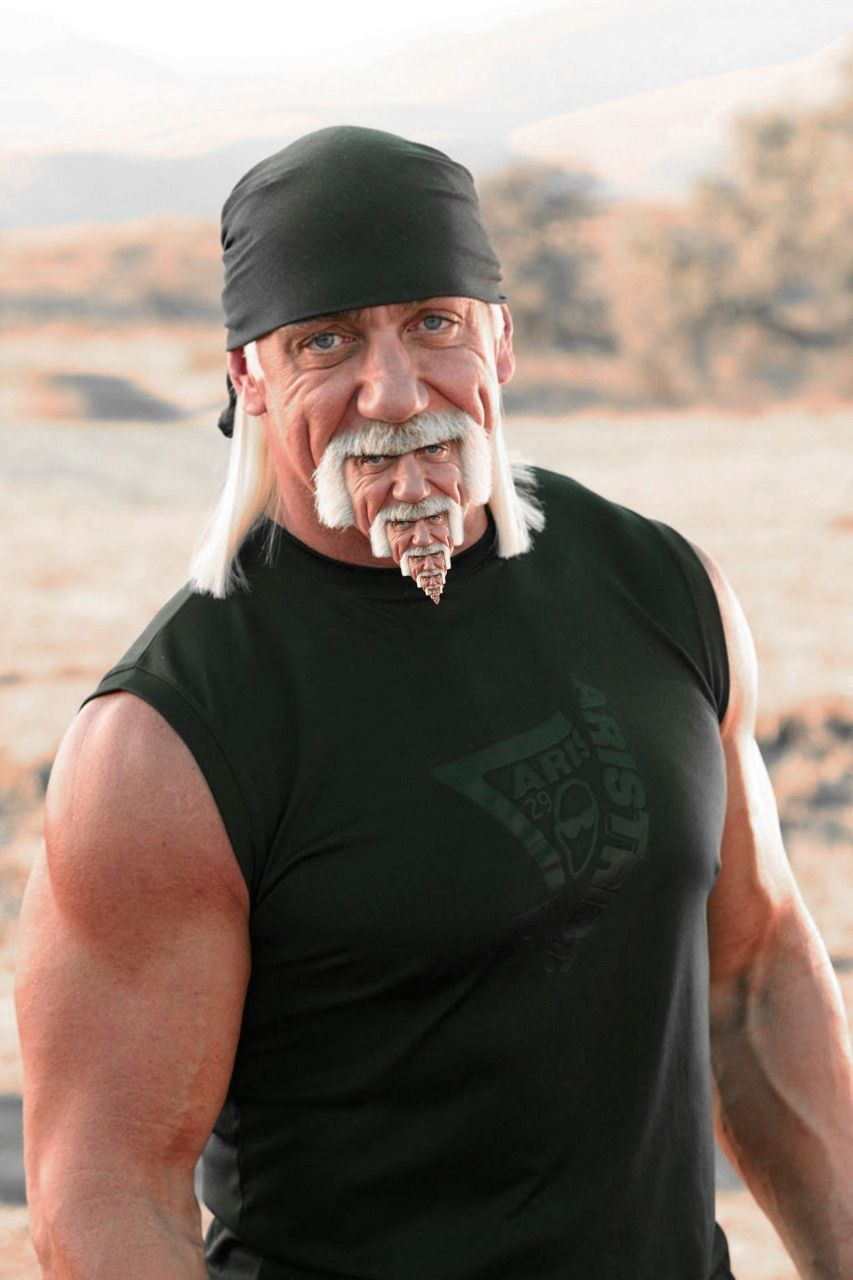 Hulk Hogan Recursion Makin Meh Laugh Pinterest Hulk Hogan