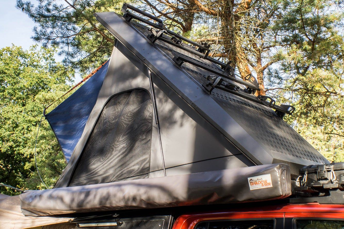 Alu Cab Expedition 3 Mit Seitenmarkise Tent Camping