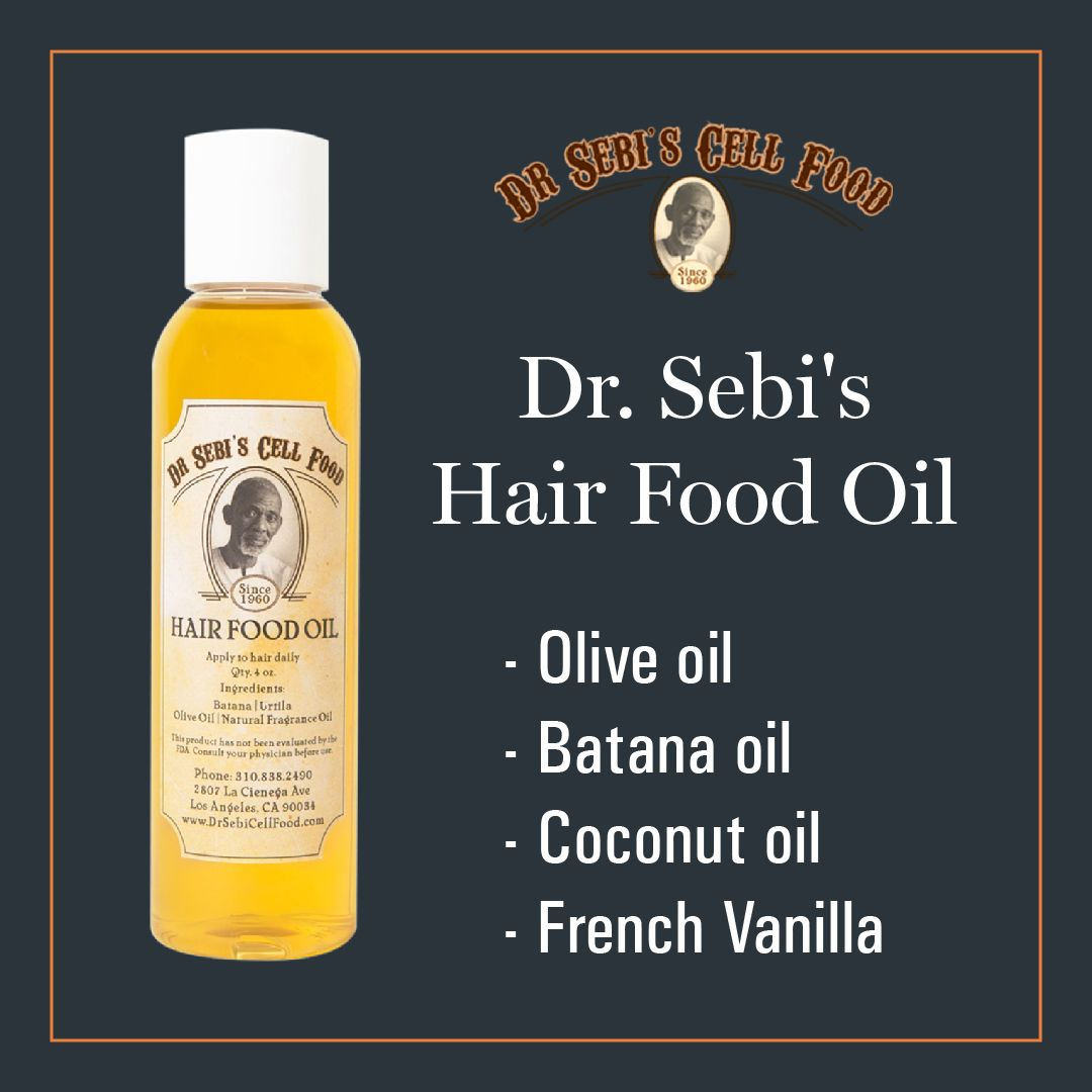 Hair Food Oil in 2020 (With images)   Hair food Oils ...
