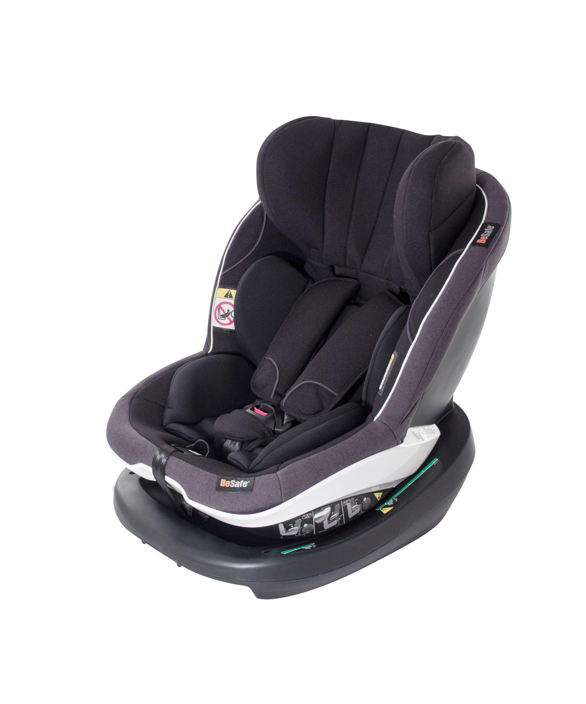 BeSafe iZi Modular iSize Car Seat Midnight Black