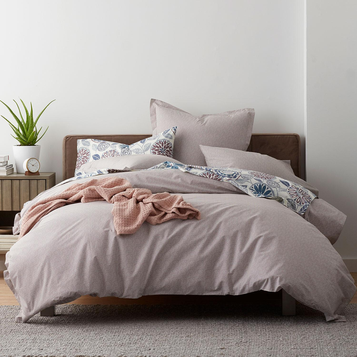 LoftHome By The Company Store Brayden Duvet Cover