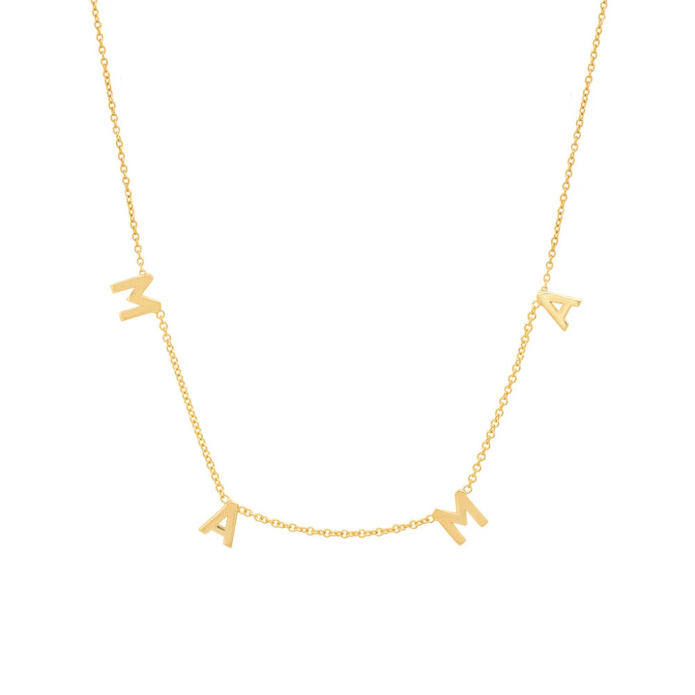 The Essential MAMA Necklace