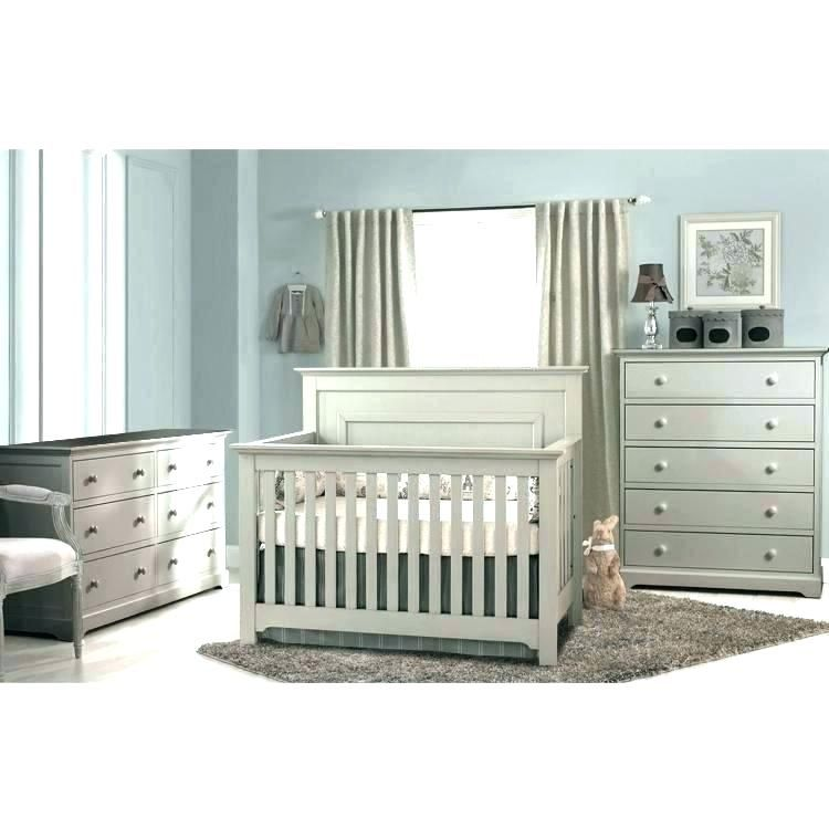 Baby Crib Dresser And Changing Table