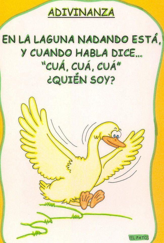 Pin By Koko Arellano On Adivinanzas Learning Spanish Speech And Language Learn Spanish Bucket List
