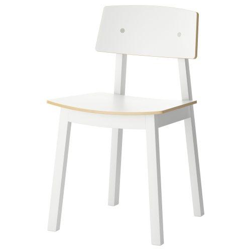 Una silla que encontré en IKEA, es ideal para los chicos. SIGURD ...