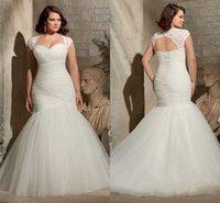 thick girl wedding dresses   Google Search   Heidi's Wedding