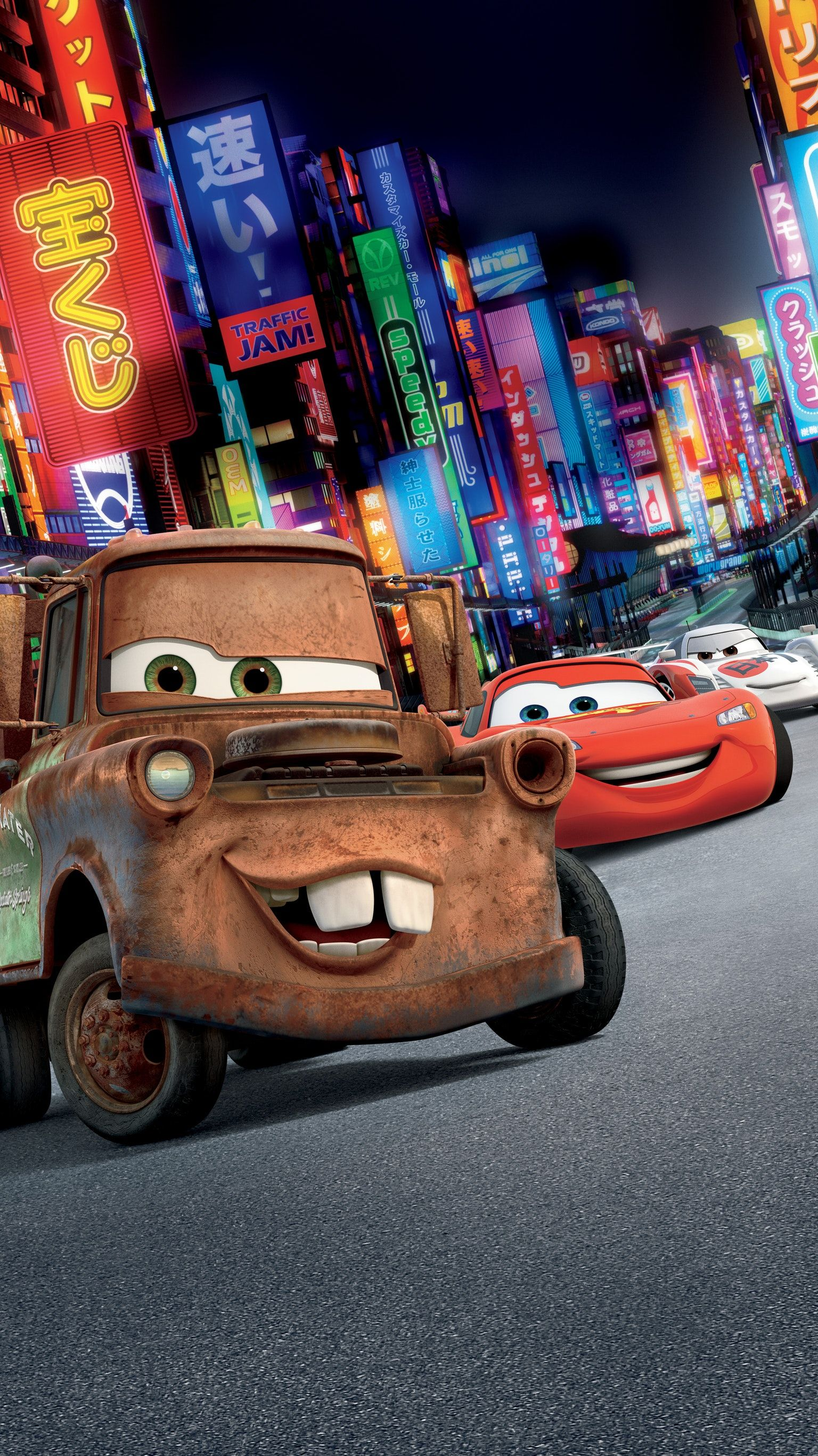 Cars 2 2011 Phone Wallpaper Moviemania Pixar Cars Disney Cars Cars 2 Movie