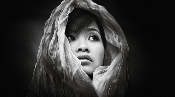 Black And White Portrait Lighting Tips