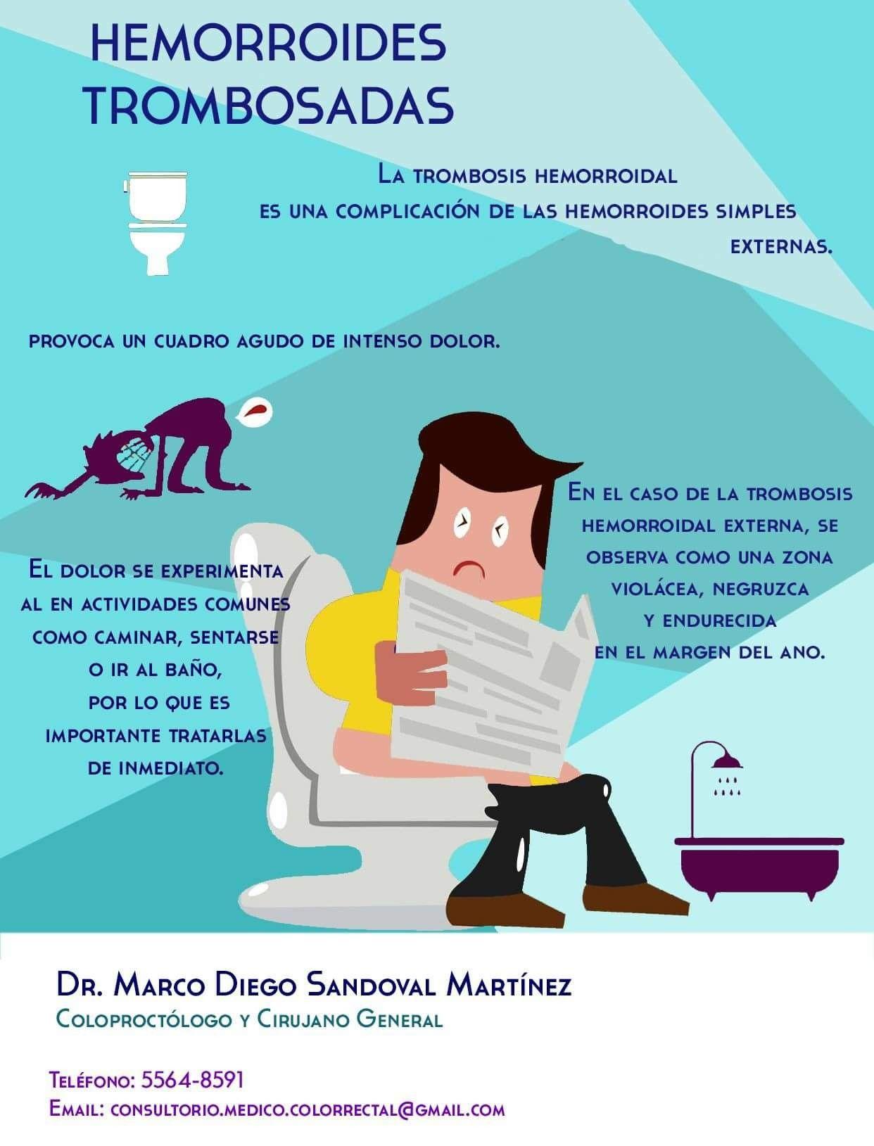 Pin by Dr. Marco Diego Sandoval Cirujano General Coloproctologo ...