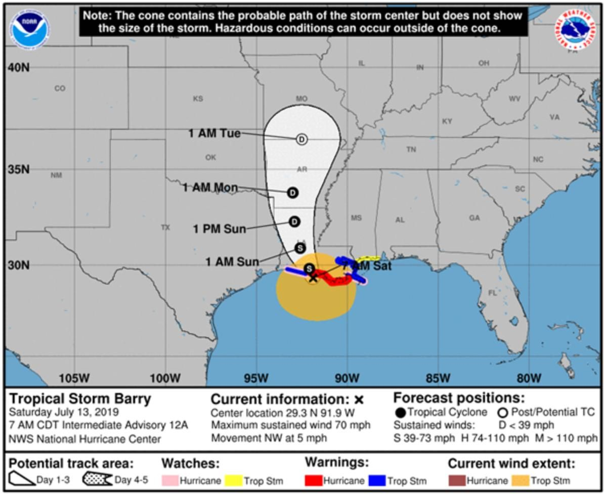 Generac On Twitter In 2020 Tropical Storm Solar Activity Storm