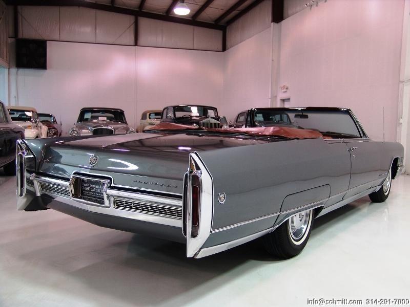 1966 Cadillac Eldorado Convertible The Best Of American Design
