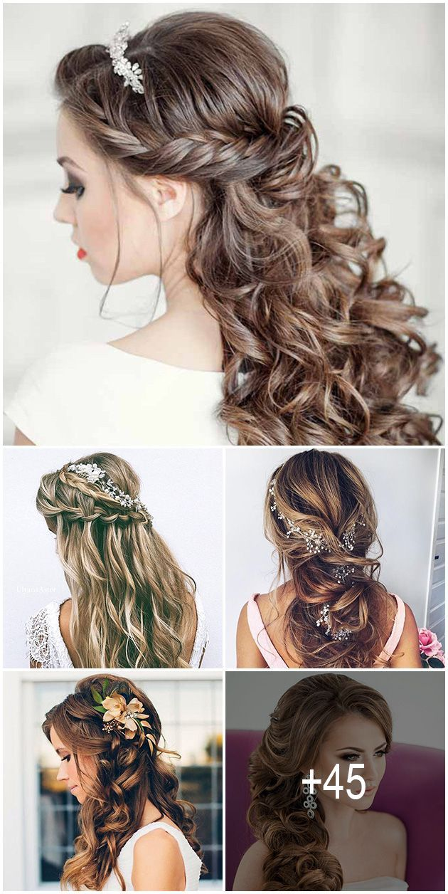 best wedding hairstyles for long hair wedding hairstyles