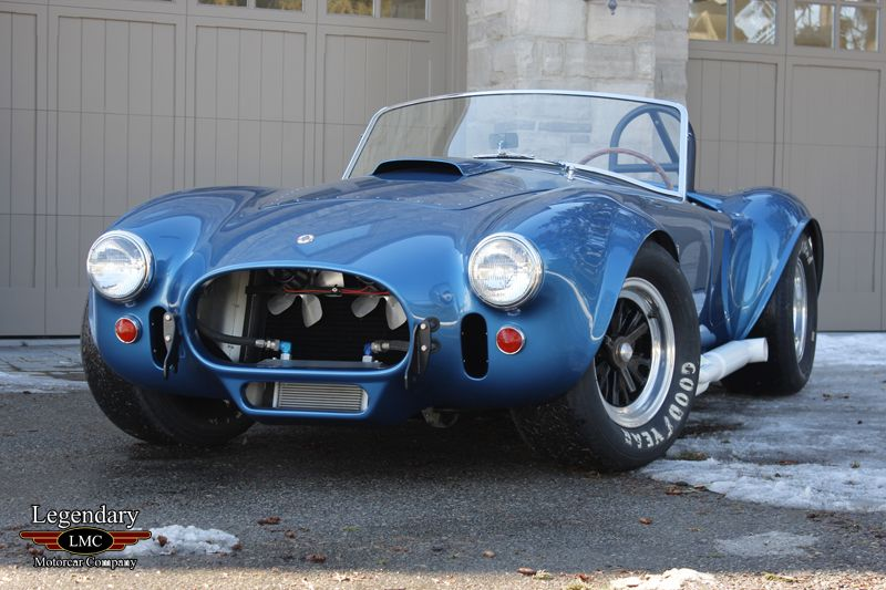Legendary Motorcar Company Original 1965 Shelby Cobra 427