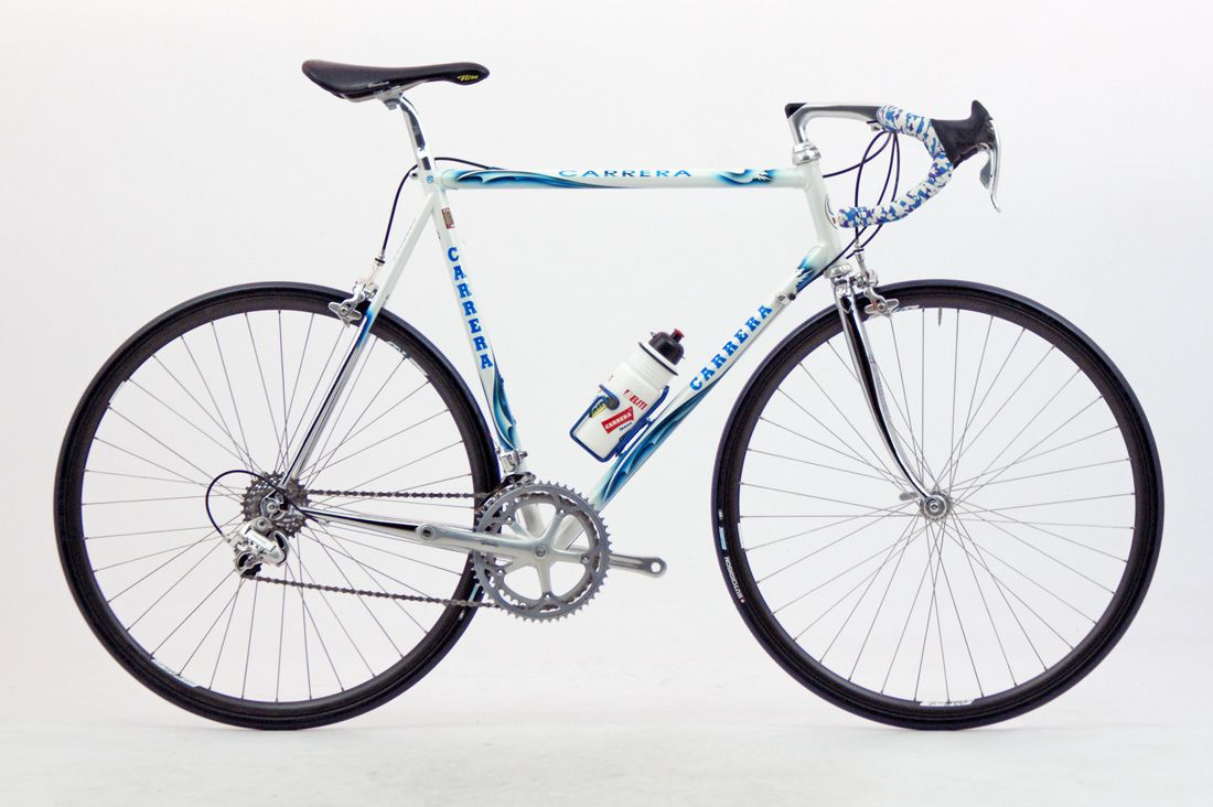 Carrera Team Replica 1995 | Bicycles | Road bikes, Bike, Road bike
