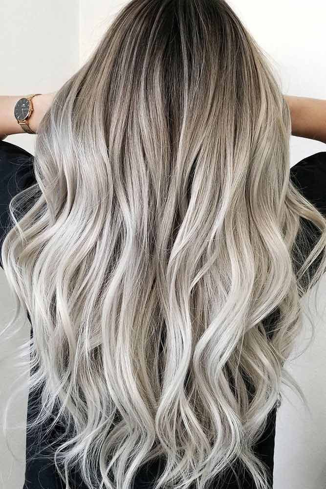 21 Platinum Hair Looks To Appear Super Hot #haircolor