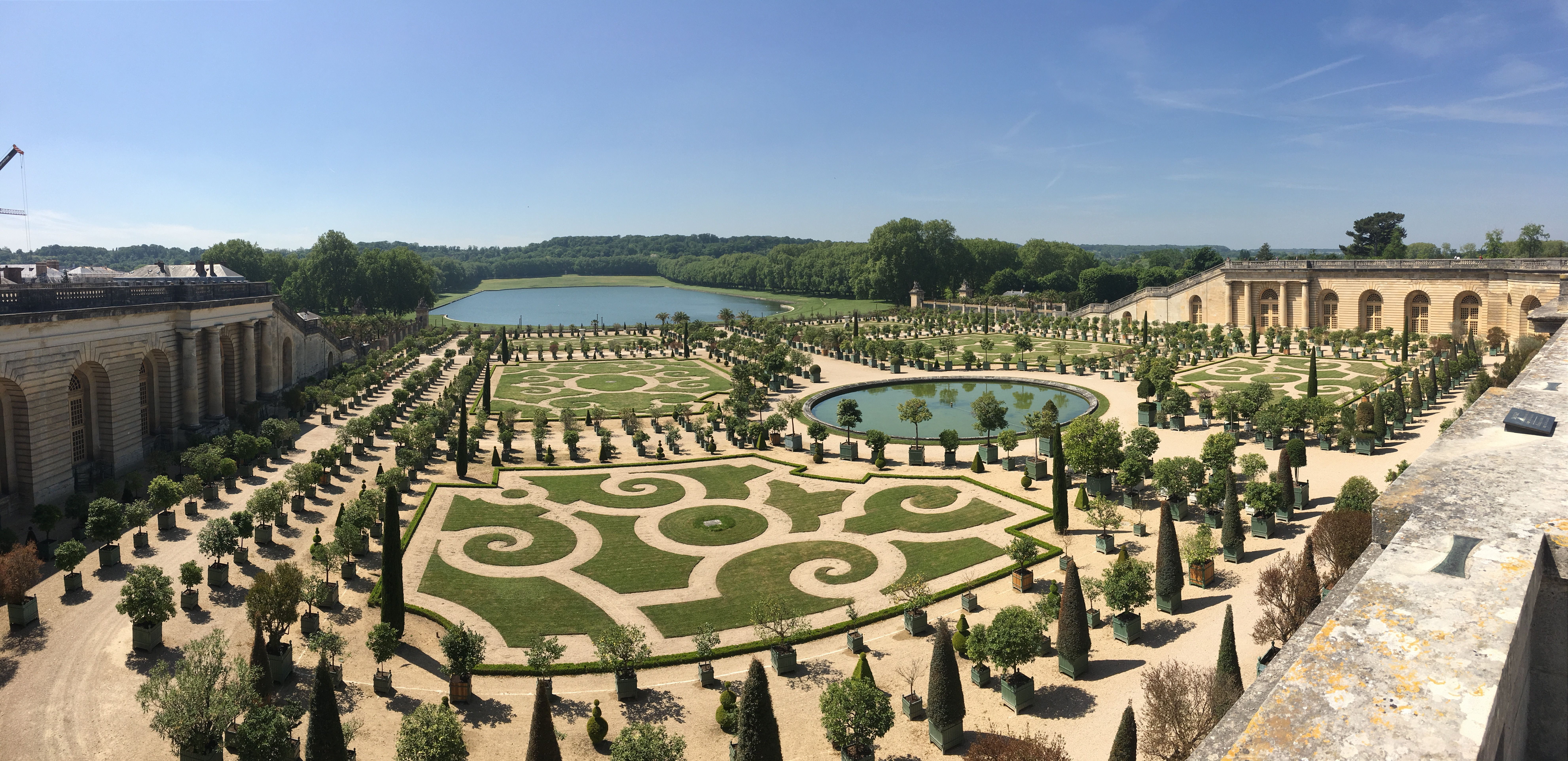 This Is One Side Of The Jardin At The Palace Of Versailles Palace Of Versailles Study Abroad Outdoor