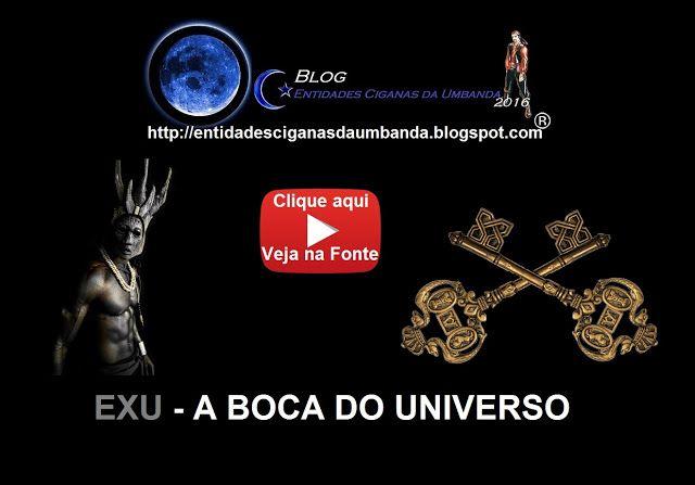 Entidades Ciganas da Umbanda (Clique Aqui) para entrar.: ORIXÁ EXÚ ( EXÚ BARÁ) A…