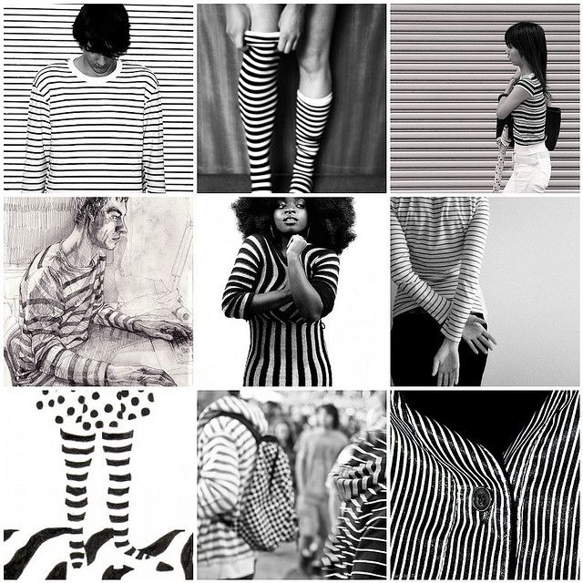 """""""In stripes,"""" by Raincloud☁, via Flickr -- Click through for links to each photo."""