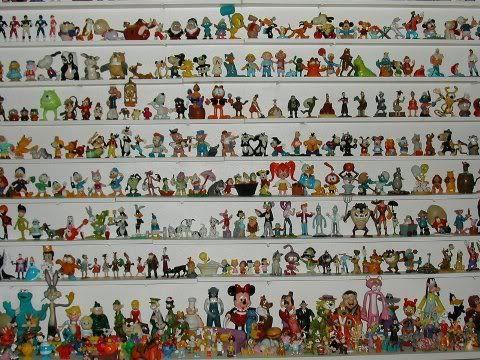 Vintage Cereal Toys