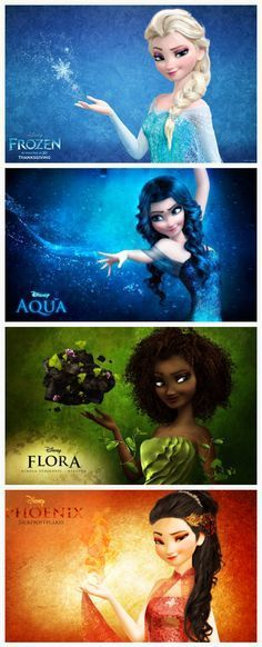 You can also own the disney hairstyle disney pinterest - Raine des neige ...