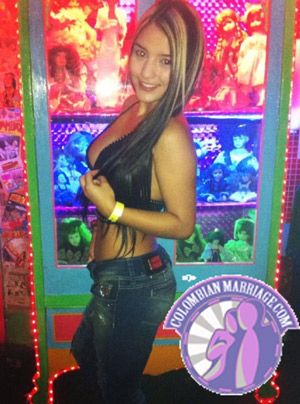 Colombian dating site