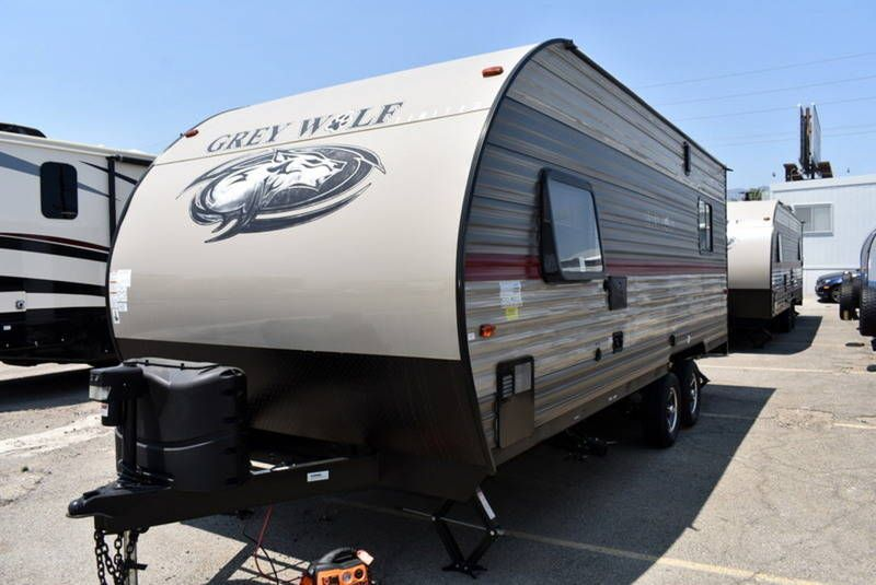 2019 Forest River Cherokee Grey Wolf 19rr For Sale Upland Ca