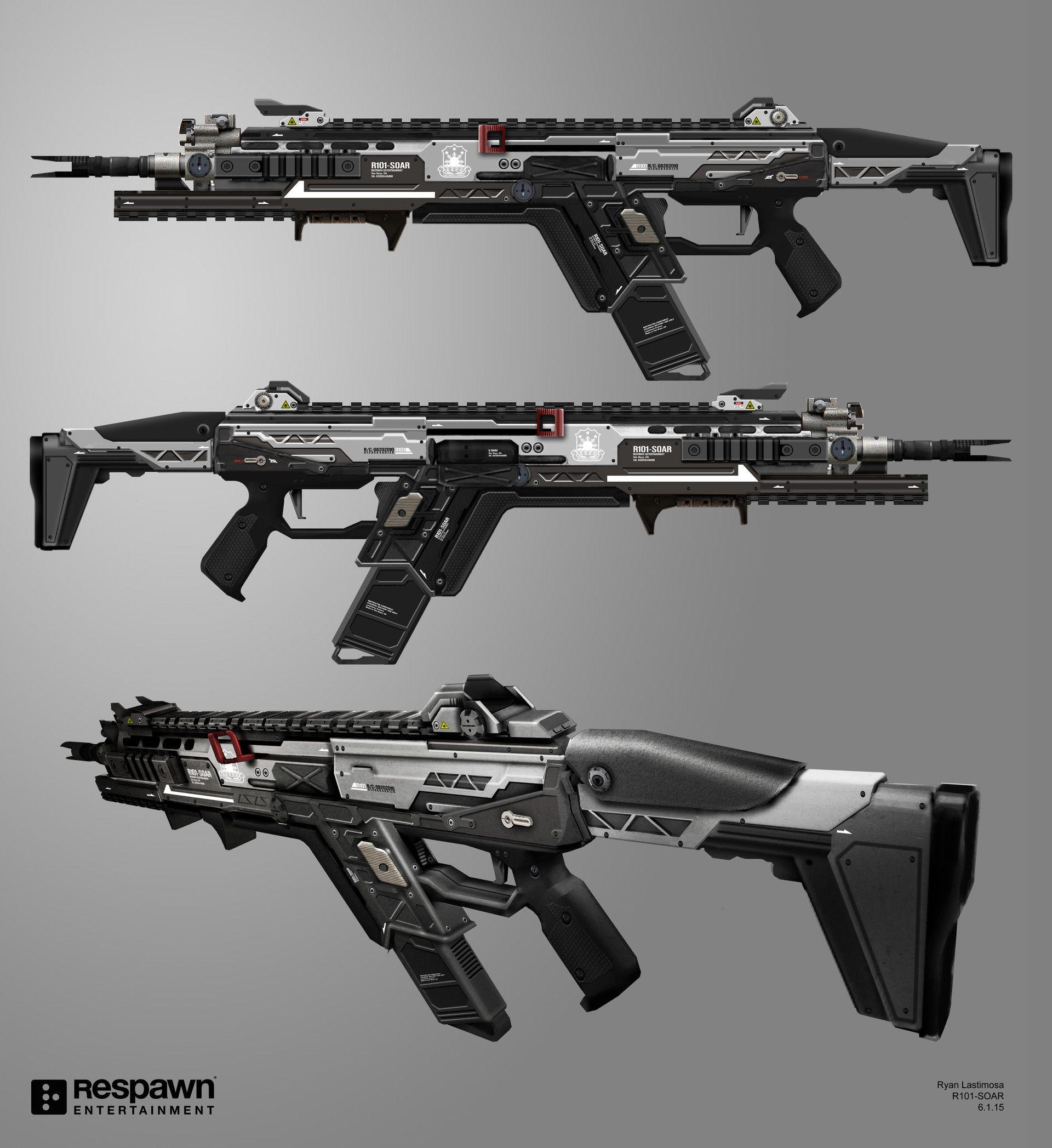titanfall weapons minecraft mod - 736×803